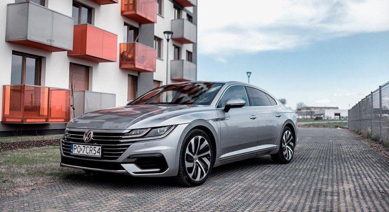 Volkswagen Arteon - nibs postaremu Volkswagen Arteon - niby postaremu, alejednak lepiej! [test] 8