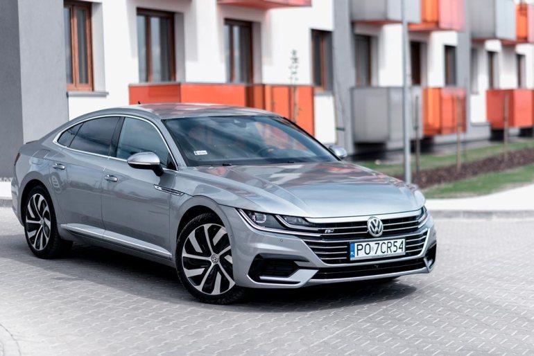 Volkswagen Arteon - nibs postaremu Volkswagen Arteon - niby postaremu, alejednak lepiej! [test] 4