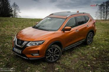 Nissan X-trail - jak nowy po liftingu! [test]