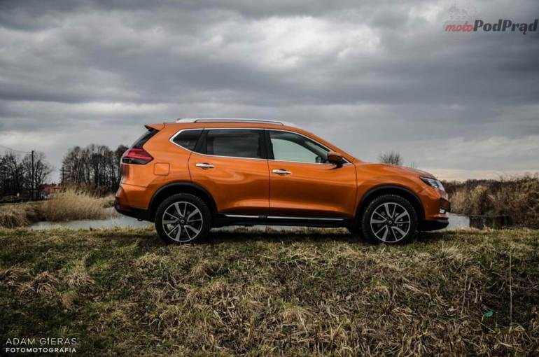 Nissan X-trail - jak nowy po liftingu! [test] Nissan X-trail - jak nowy po liftingu! [test] 3