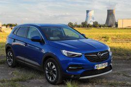 Opel Grandland X - oszczędny crossover [test]