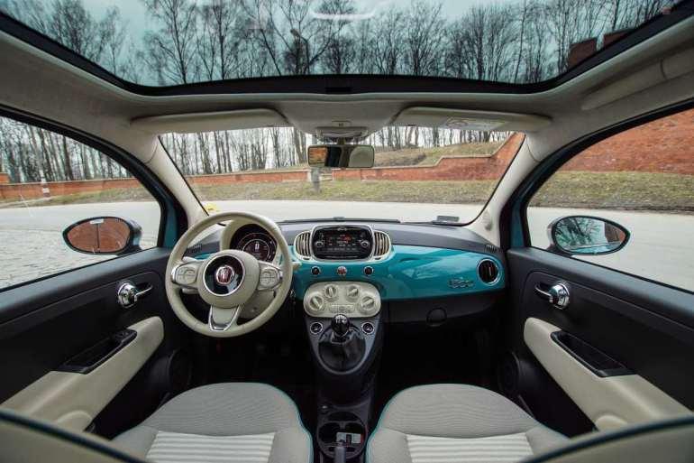 Fiata 500 - czytakie auto pasuje domężczyzny? Fiat 500 - czytakie auto pasuje domężczyzny? 4