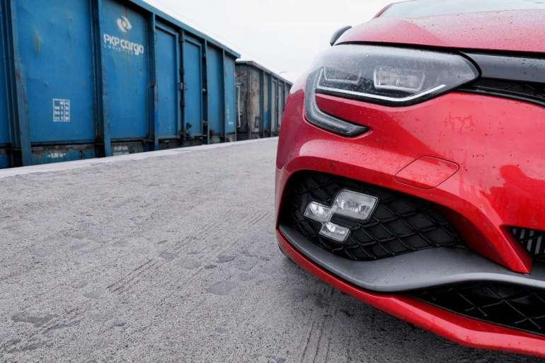 Renault Megane RS 280 KM - niezła sztuka! Renault Megane RS 280 KM - niezła sztuka! 3