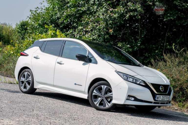 Nissan Leaf Tekna - po prostu samochód? [test] Nissan Leaf Tekna - po prostu samochód? [test] 1