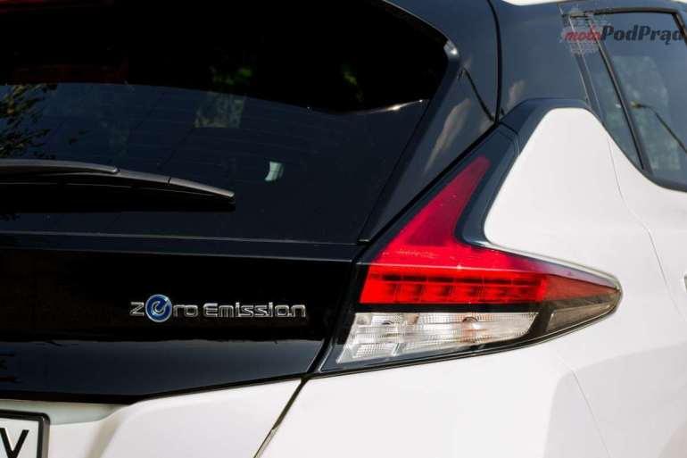 Nissan Leaf Tekna - poprostu samochód? [test] Nissan Leaf Tekna - poprostu samochód? [test] 3