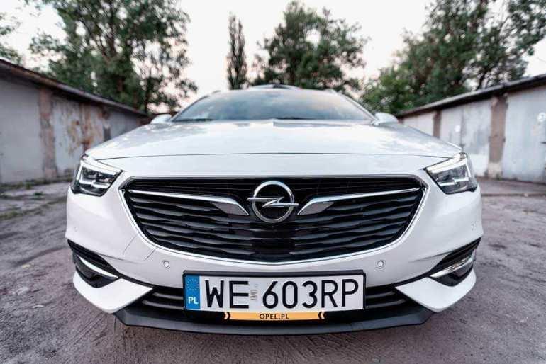 Opel Insignia Sport Tourer - ideally naurlop [test] Opel Insignia Sport Tourer - ideally naurlop [test] 1