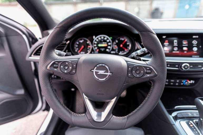 Opel Insignia Sport Tourer - ideally naurlop [test] Opel Insignia Sport Tourer - ideally naurlop [test] 5