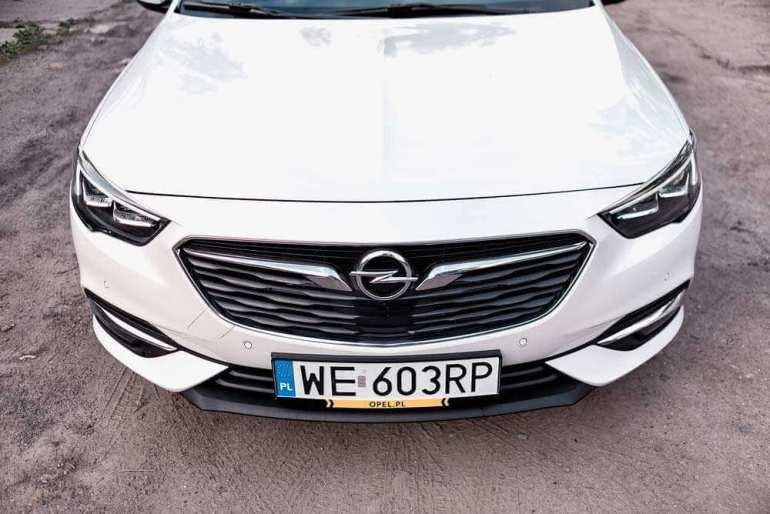 Opel Insignia Sport Tourer - ideally naurlop [test] Opel Insignia Sport Tourer - ideally naurlop [test] 7