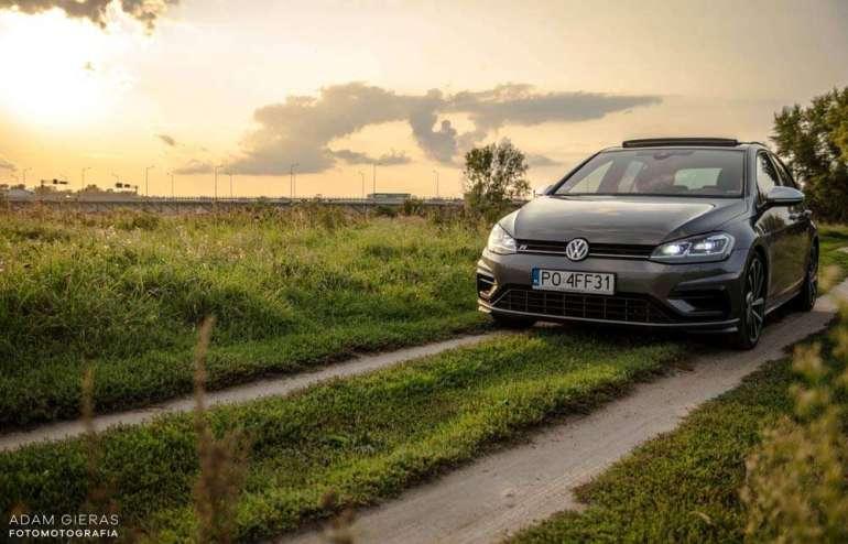 Volkswagen Golf R 310 4Motion - czytoma sens? [test] Volkswagen Golf R 310 4Motion - czytoma sens? [test] 4
