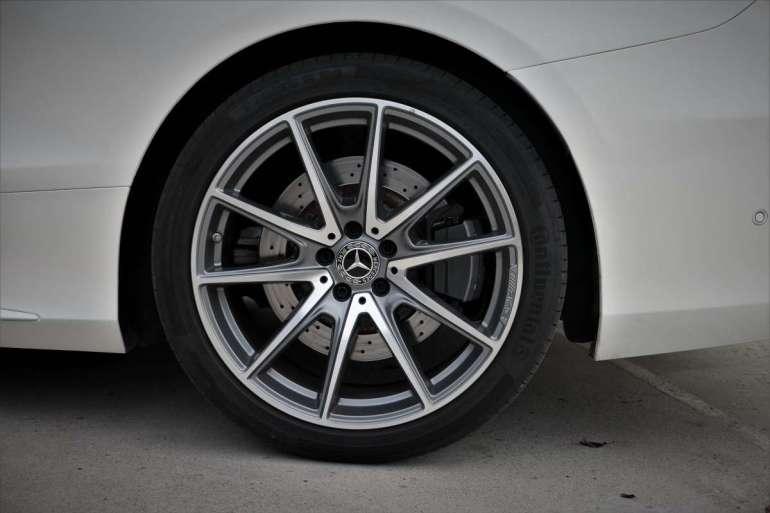 Mercedes S560 Coupe Mercedes S560 Coupe - osiągi, elegancja, prestiż. 3