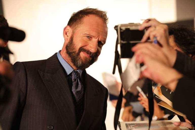 """Ralph Fiennes: """"Unia Europejska wydobywa znas toRalph Fiennes: """"Unia Europejska wydobywa znas to, co najlepsze"""" [wywiad] 2"""