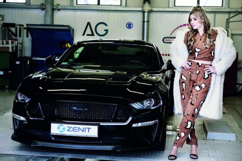 Ford Mustang GT - dzika frajda