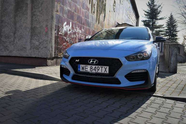 Hyundai I30 N Performance - samochód bezwad? Hyundai I30 N Performance - samochód bezwad? 3
