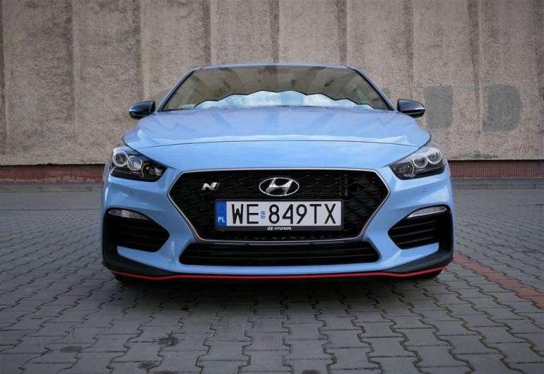 Hyundai I30 N Performance - samochód bezwad? Hyundai I30 N Performance - samochód bezwad? 2
