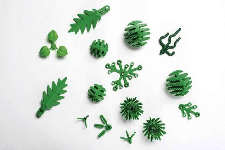 Ekologiczny świat klocków Lego Ekologiczny świat klocków Lego 1