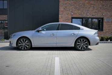 Nowy Peugeot 508 2.0 [test]
