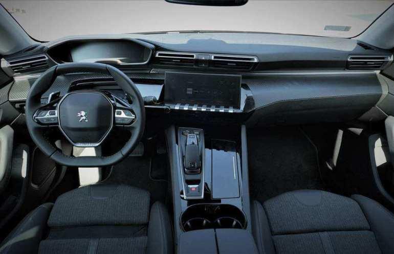 Nowy Peugeot 508 2.0 [test] Nowy Peugeot 508 2.0 [test] 3