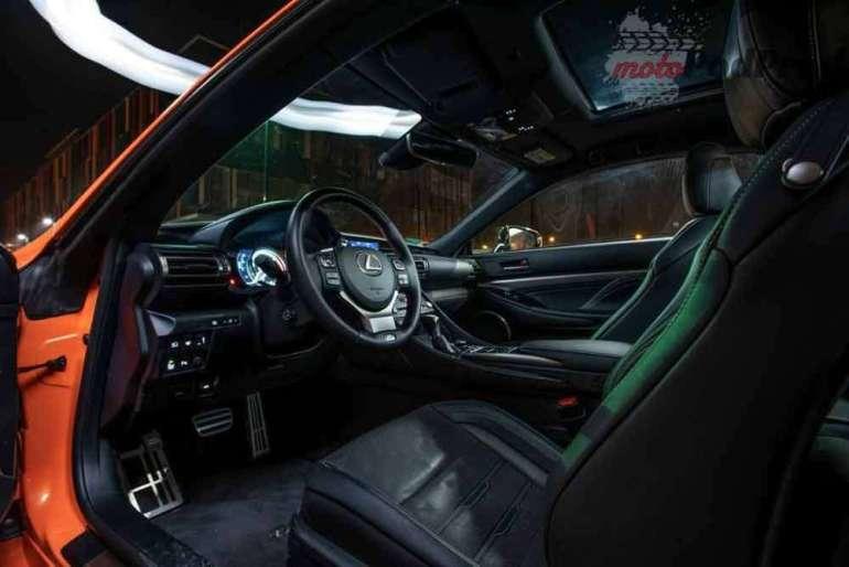 Odnowiony Lexus toowca wwilczej skórze? [test] Odnowiony Lexus toowca wwilczej skórze? [test] 4