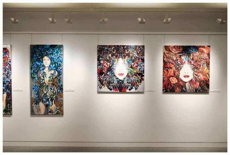 Sztuka niemusi boleć: wystawa Maggie Piu Wystawa Maggie Piu: sztuka niemusi boleć 1