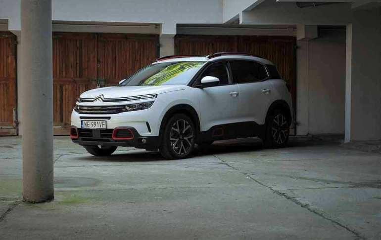 Kompaktowe SUV Citroen - kosmos, Panie! [test]