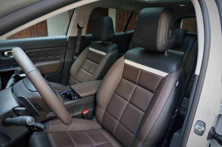 Kompaktowe SUV Citroen kosmos Panie! [test] Kompaktowe SUV Citroen - kosmos, Panie! [test] 3