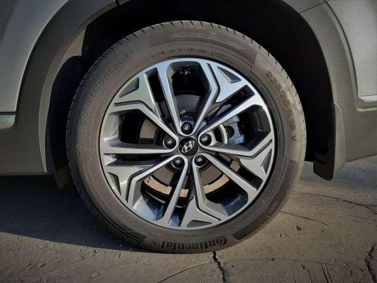 Hyundai Santa Fe Hyundai Santa Fe - czytym razem będzie nowocześnie iwygodnie? [test] 5