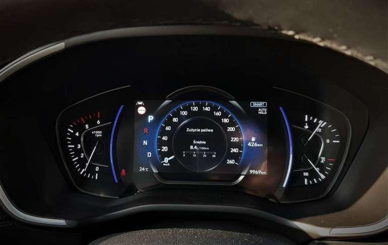 Hyundai Santa Fe Hyundai Santa Fe - czytym razem będzie nowocześnie iwygodnie? [test] 4