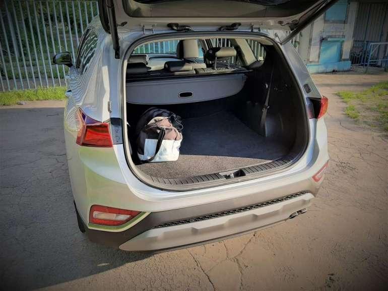 Hyundai Santa Fe Hyundai Santa Fe - czytym razem będzie nowocześnie iwygodnie? [test] 7