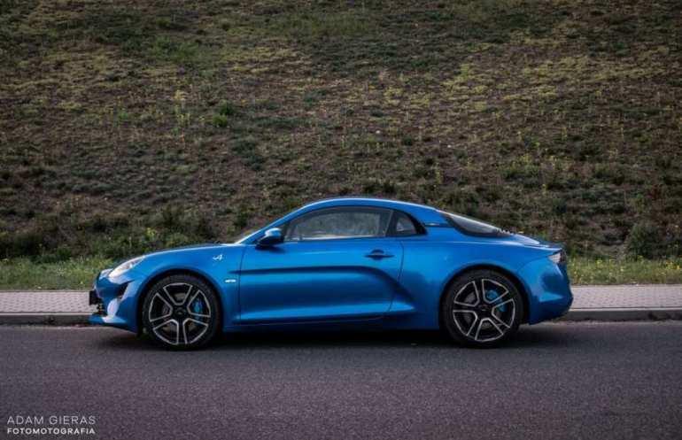 Alpine A110 Premiere Edition - auto Alpine A110 Premiere Edition - auto, dla któregowarto żyć? [test] 6