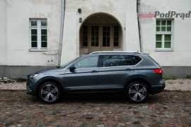 Seat Tarraco 1.5 EcoTSI Xcellence Seat Tarraco 1.5 EcoTSI Xcellence – 7-osobowy crossover [test] 4