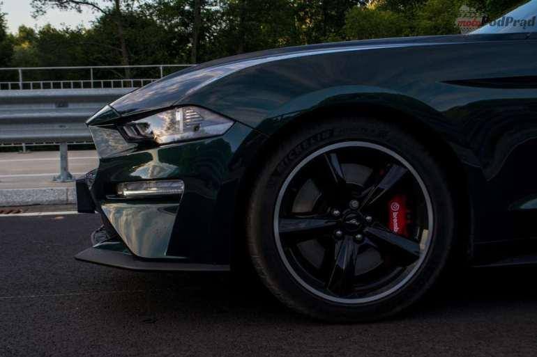 Ford Mustang Bullitt 5.0 V8 – być jak gwiazda Hollywood [test] Ford Mustang Bullitt 5.0 V8 – być jak gwiazda Hollywood [test] 3