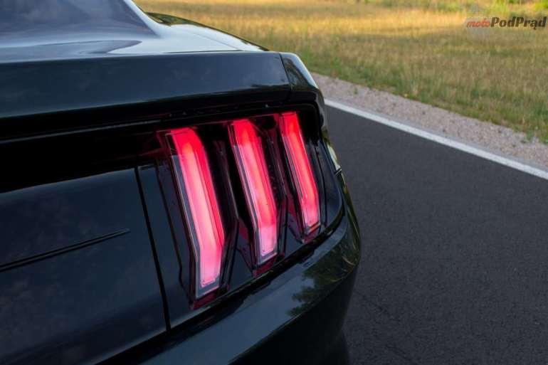 Ford Mustang Bullitt 5.0 V8 – być jak gwiazda Hollywood [test] Ford Mustang Bullitt 5.0 V8 – być jak gwiazda Hollywood [test] 5