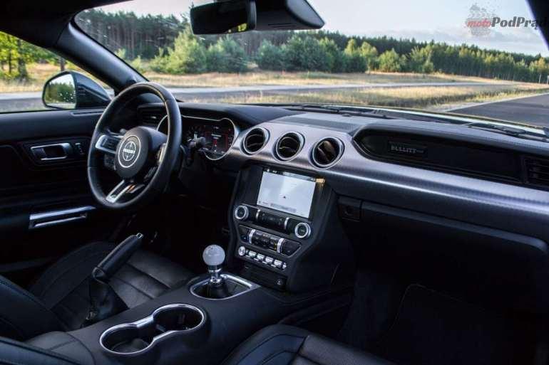 Ford Mustang Bullitt 5.0 V8 – być jak gwiazda Hollywood [test] Ford Mustang Bullitt 5.0 V8 – być jak gwiazda Hollywood [test] 4