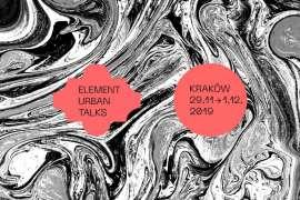 Czy architektura odpowiada potrzebom świata? Element Urban Talks