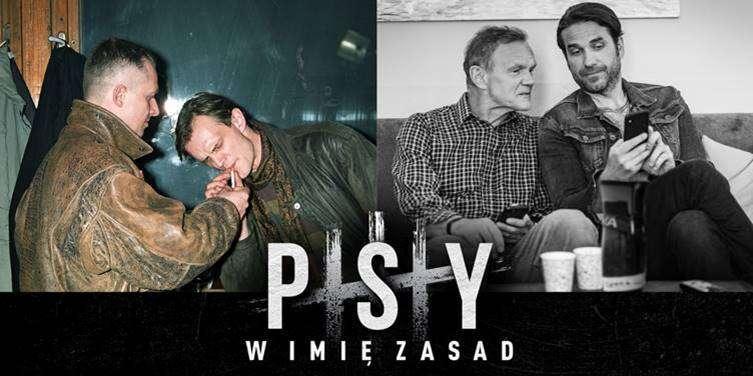 """""""Psy"""" – film """"Psy"""" – film, któryzmienił oblicze polskiego kina - wracają dokin! 1"""