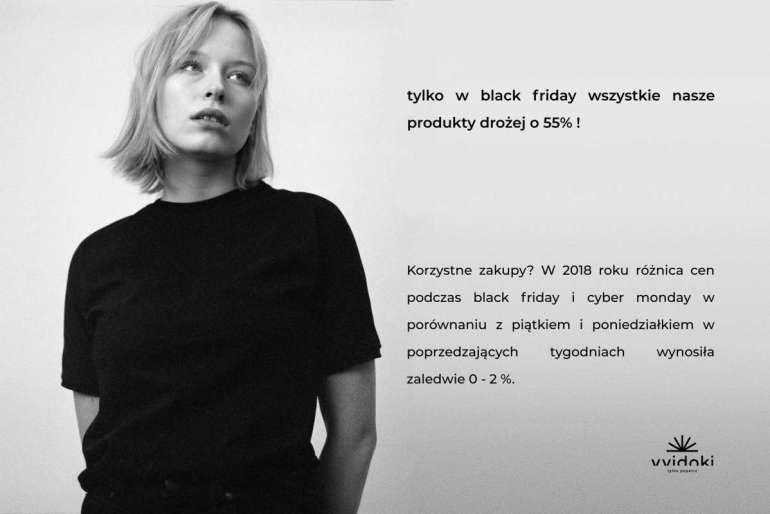 Black Friday inaczej - ceny wyższe o55%! Dlaczego? Black Friday inaczej - ceny wyższe o55%! Dlaczego? 2