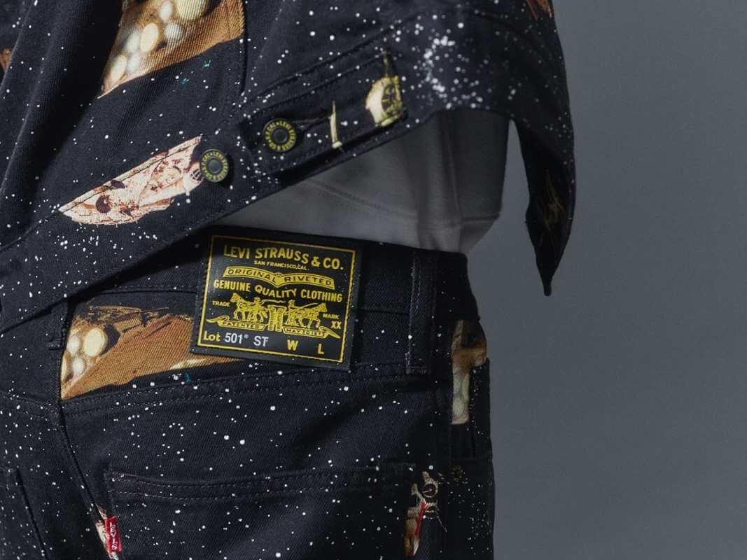 STAR WARS TM x LEVI'S® - kolekcja zodległej galaktyki