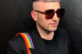 Mateusz Kołtunowicz jeden z najbardziej gorących polskich stylistów.