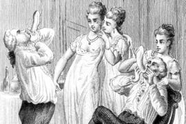Amant,czyli kto? Krótka historia idealnego kochanka