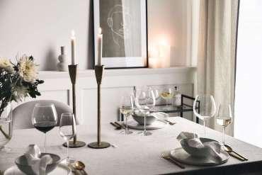 Domowy stół jak w restauracji – jak go nakryć i udekorować