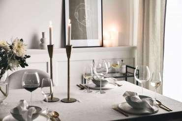 Domowy stół jak wrestauracji – jak go nakryć iudekorować