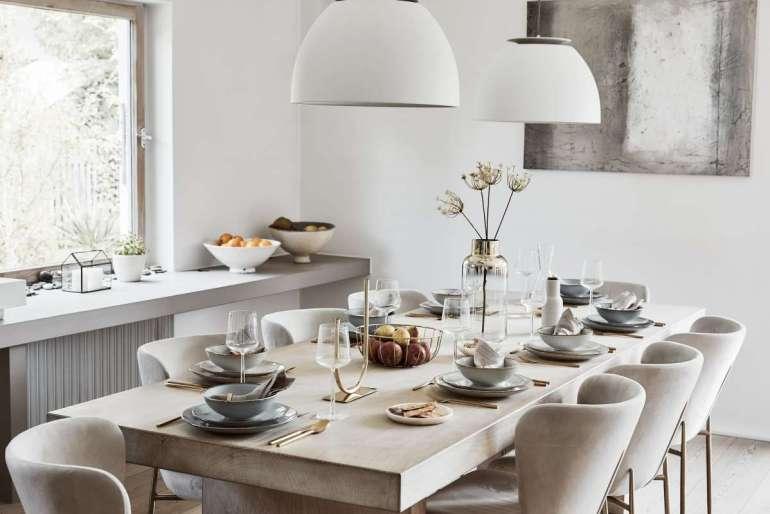 Domowy stół jak wrestauracji Domowy stół jak wrestauracji – jak go nakryć iudekorować 4