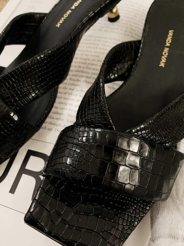 Dominika Nowak Dominika Nowak: Buty muszą być iładne iwygodne 6