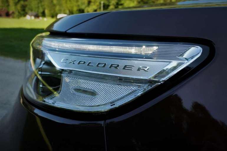 Ford Explorer Ford Explorer - czyprzyjmie się nadWisłą? 6