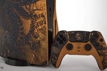 PS5: firmy zewnętrzne już sprzedają niestandardowe przednie panele