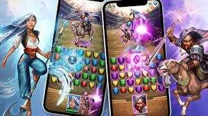 Empires Empires & Puzzles: Epic Match 3 - jedna znajpopularniejszych gier mobilnych 1