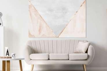 Abstrakcyjny obraz – odważ się na nowoczesną dekorację wnętrza