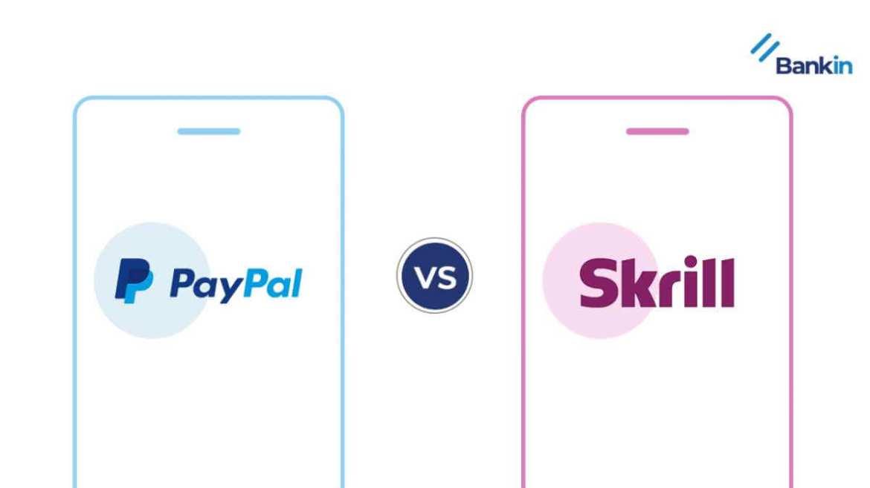 Którą metodę płatności wybrać Skrill czy PayPal?