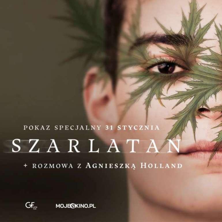 Szarlatan SZARLATAN Agnieszki Holland z14 nominacjami doCzeskich Lwów 1