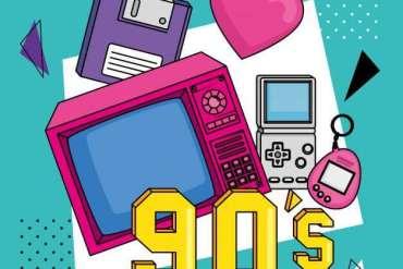 W poszukiwaniu stylu pryszczatych lat 90.